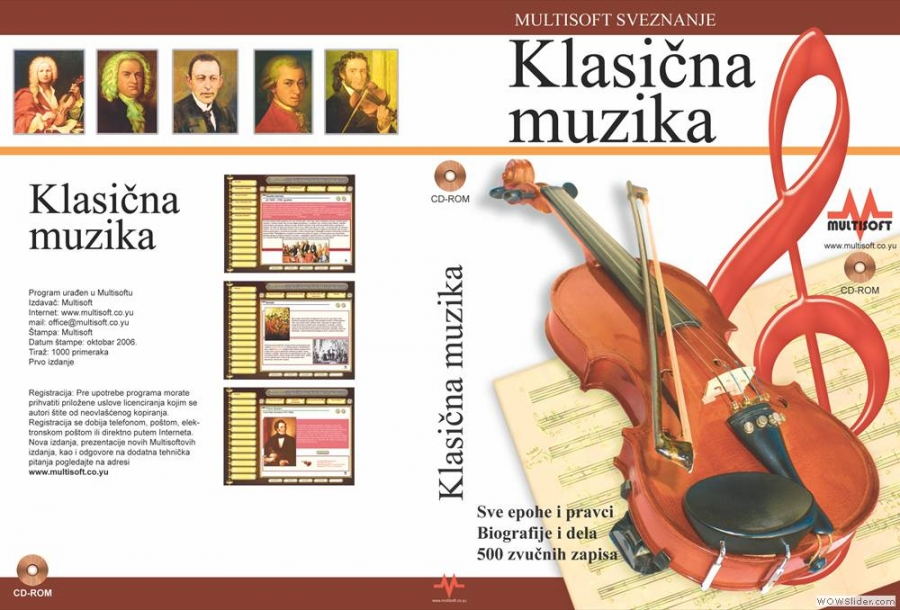 Klasična muzika (download)