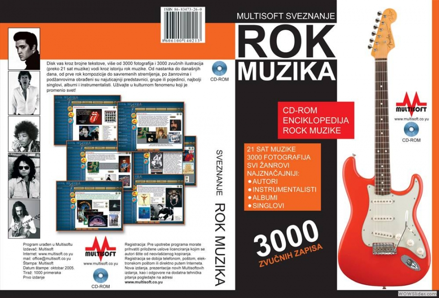 Enciklopedija ROCK MUZIKA - prvih 50 godina (download)